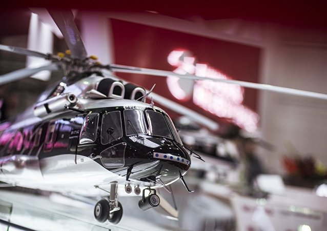 俄直升机公司总经理:该公司2018年将生产200余架直升机