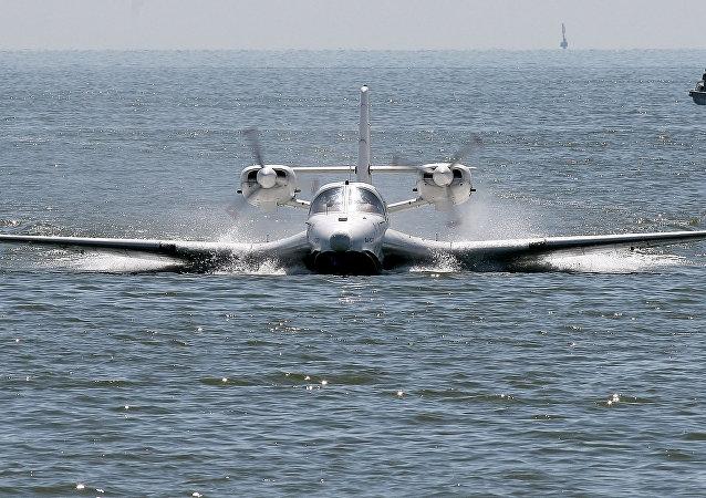 俄联合航空制造集团:俄中签署别-103水陆两用飞机本地化生产合约