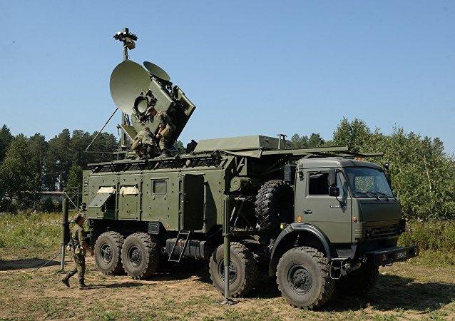 """俄军将于2019年前接装克拉苏哈和""""莫斯科-1""""电子战系统"""