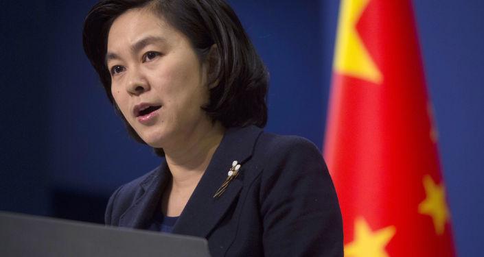 中国外交部:中方希望美国不允许台湾地区领导人过境