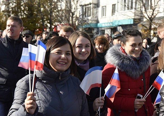 民调:俄公民对军事进攻的担忧下降