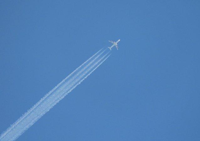 一架波音727货机在哥伦比亚坠毁