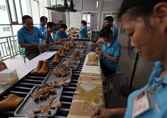 俄媒: 中国已丧失自己的主要优势 - 廉价劳动力