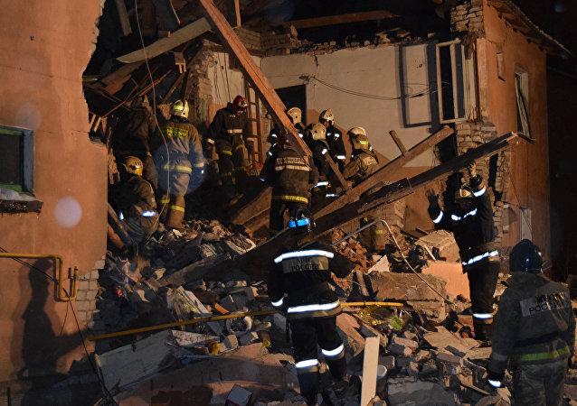 在伊万诺沃的住房爆炸事件中遇难者已增至5人