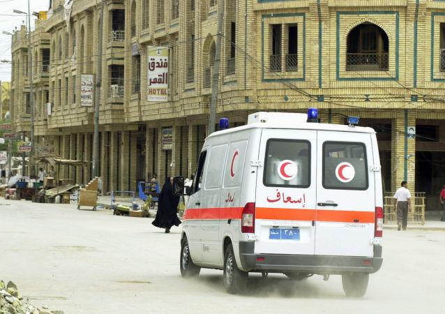 法新社:伊拉克两起恐怖袭击事件遇难人数上升至35人,约50人受伤