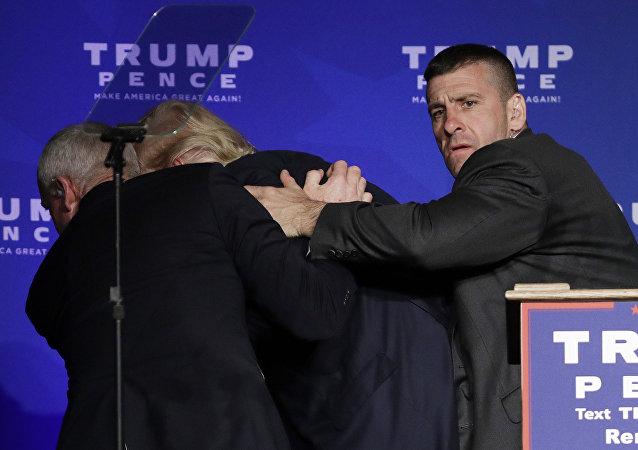 特朗普竞选总部否认共和党人将内华达事件解读为刺杀未遂