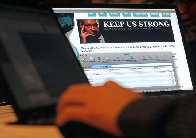 维基解密已公布不到1%中央情报局文件