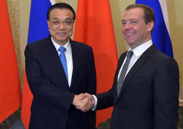 俄中总理做出在核能领域进行战略合作的声明