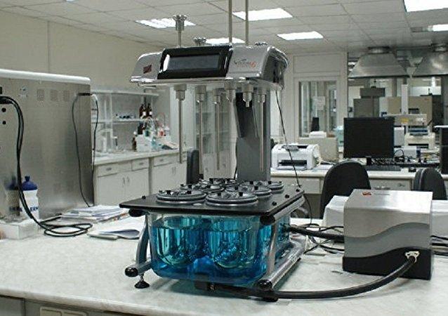 俄罗斯NC Pharm制药公司的实验室