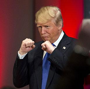 美国总统大选