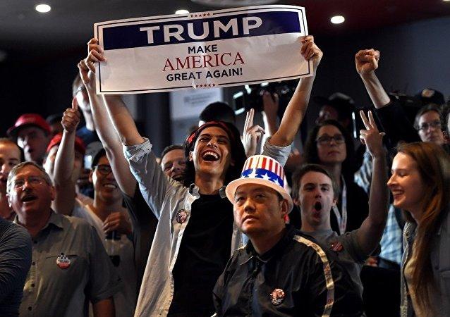 俄前财长称美国选举结果表明许多人对当前世界局势不满