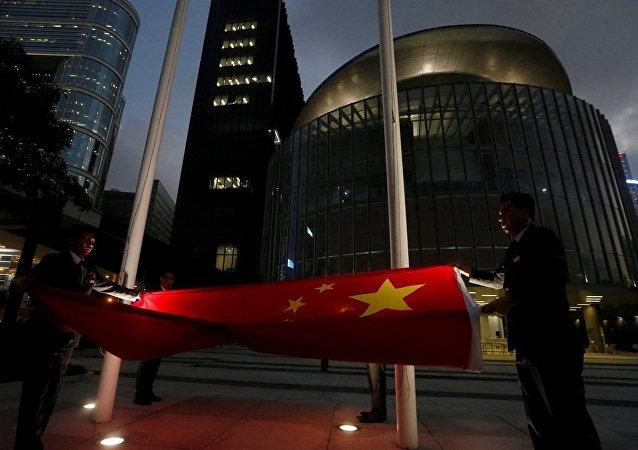 """杨洁篪:中方欢迎欧盟积极参加""""一带一路""""国际合作高峰论坛"""