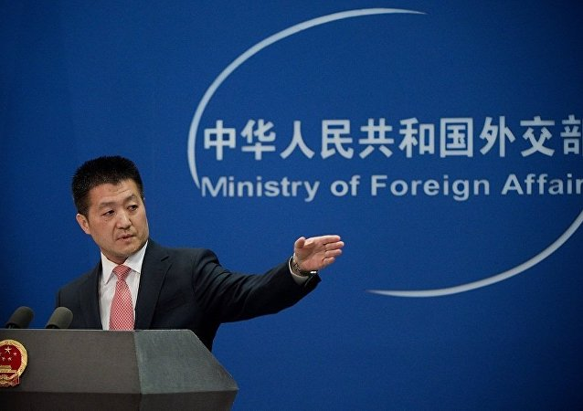 """中国外交部:欧盟不应变相延续反倾销""""替代国""""做法"""
