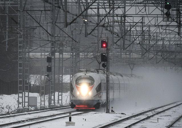 中国中铁将参建俄车里雅宾斯克-叶卡捷琳堡高铁