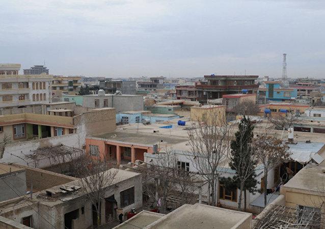 马扎里沙里夫市