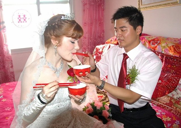 俄媒: 中國商人紛紛來西伯利亞找新娘