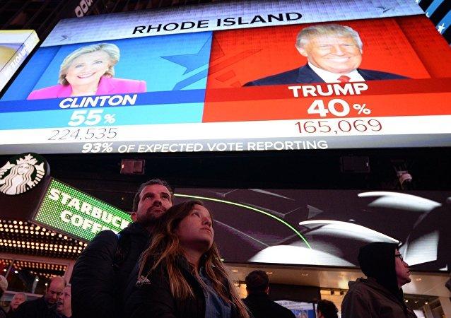 美NBC電視台:普京「親自干預」美國大選