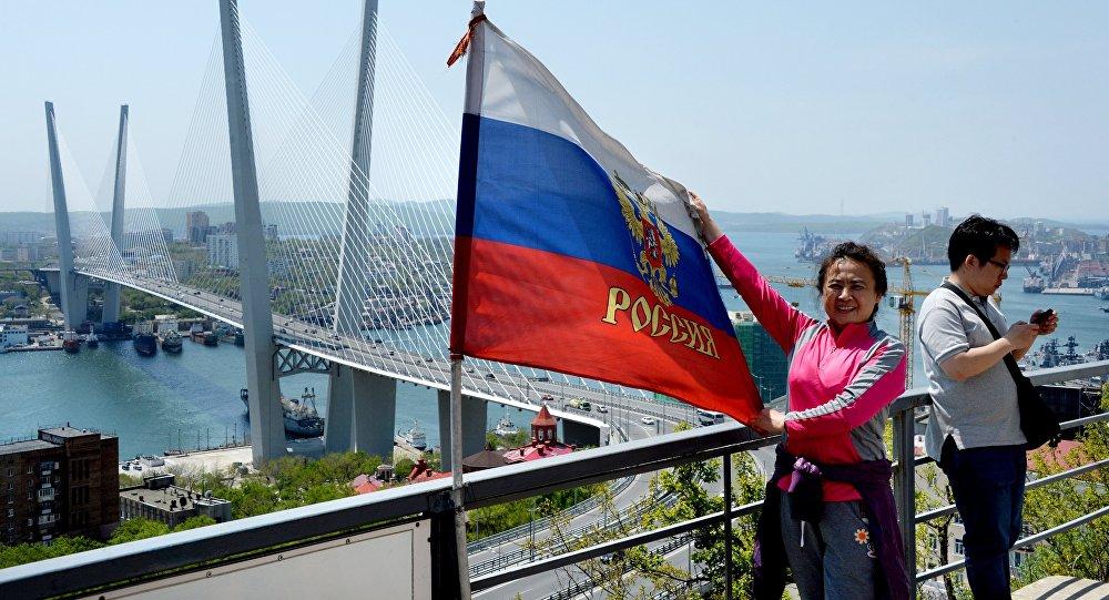 中日兩國已成為俄羅斯遠東電子簽開放以來的最大客源國