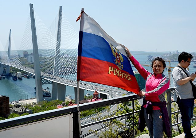 兩千多名中國公民獲得訪俄遠東電子簽證