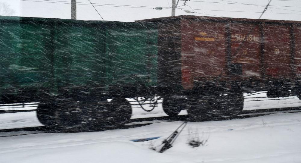 俄罗斯向朝鲜运送约900吨人道主义救援物资