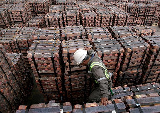 铜是中国经济稳定的保障