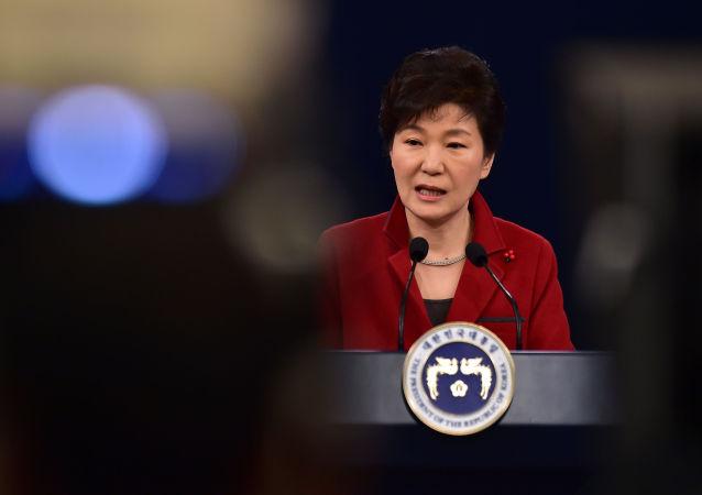 韩国前总统朴槿惠