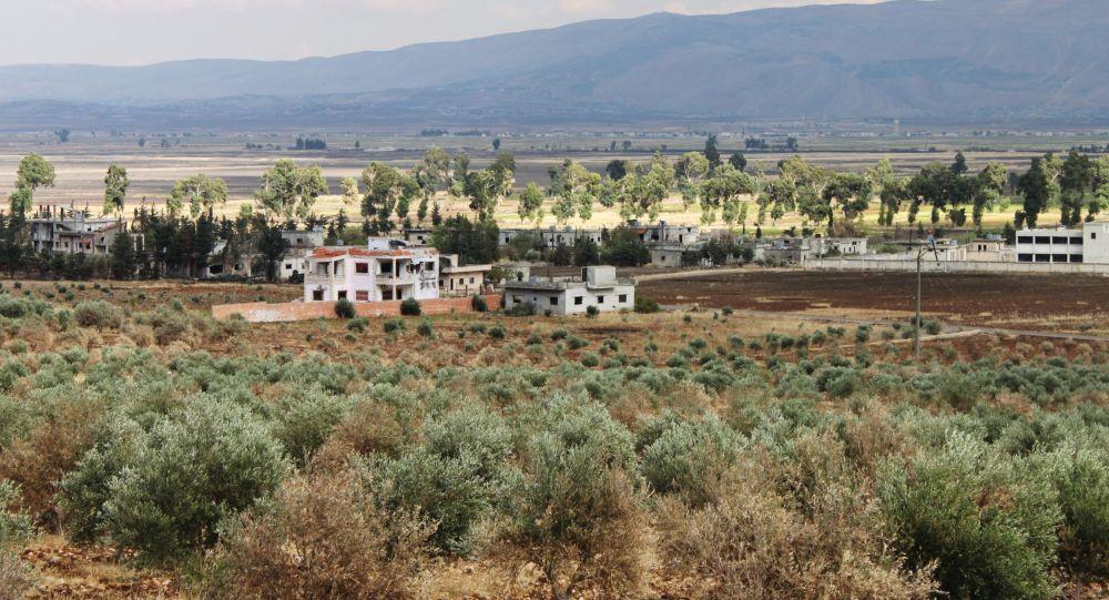 俄国防部:加入叙和解进程的居民点增至1005个