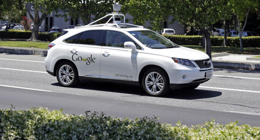 媒体:俄罗斯公司将制定无人驾驶汽车的世界标准