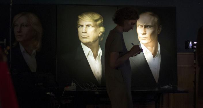 法国专家:特朗普将与俄罗斯合作并为叙利亚冲突画上句号