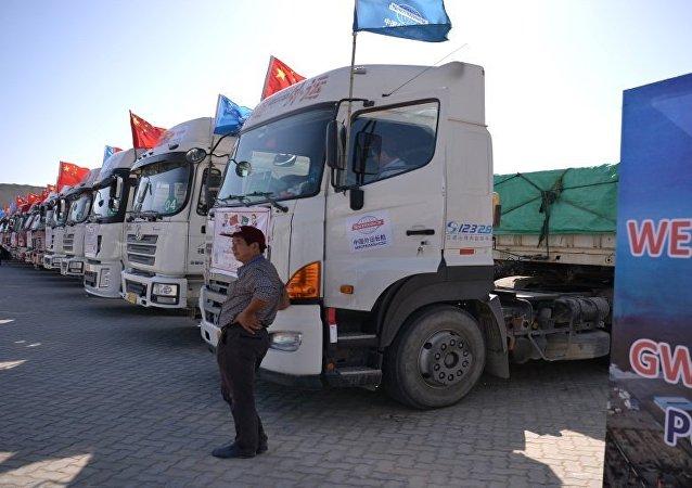 中国借瓜达尔港开辟通往中东新航线