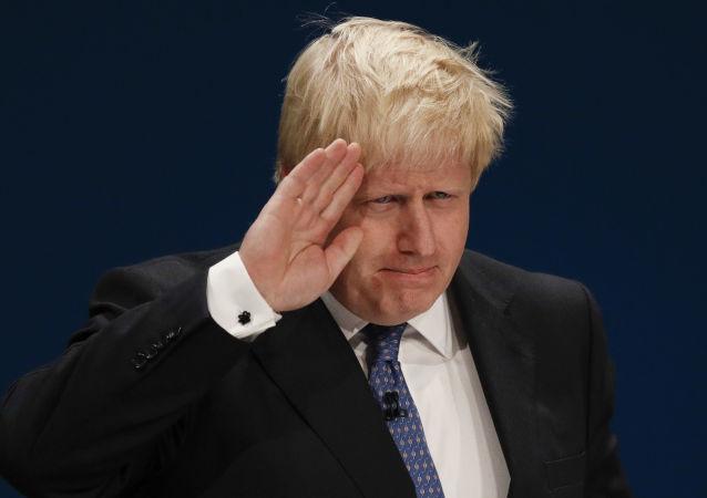 专家:疯狂的私生活将妨碍英现任外交大臣约翰逊出任新首相