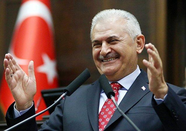 外媒:土耳其总理将于12月初访问俄罗斯
