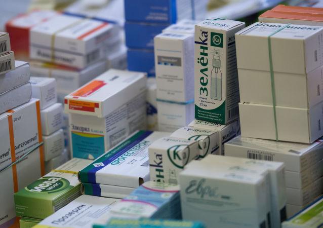 俄罗斯警方切断从印度进口假药的主要渠道