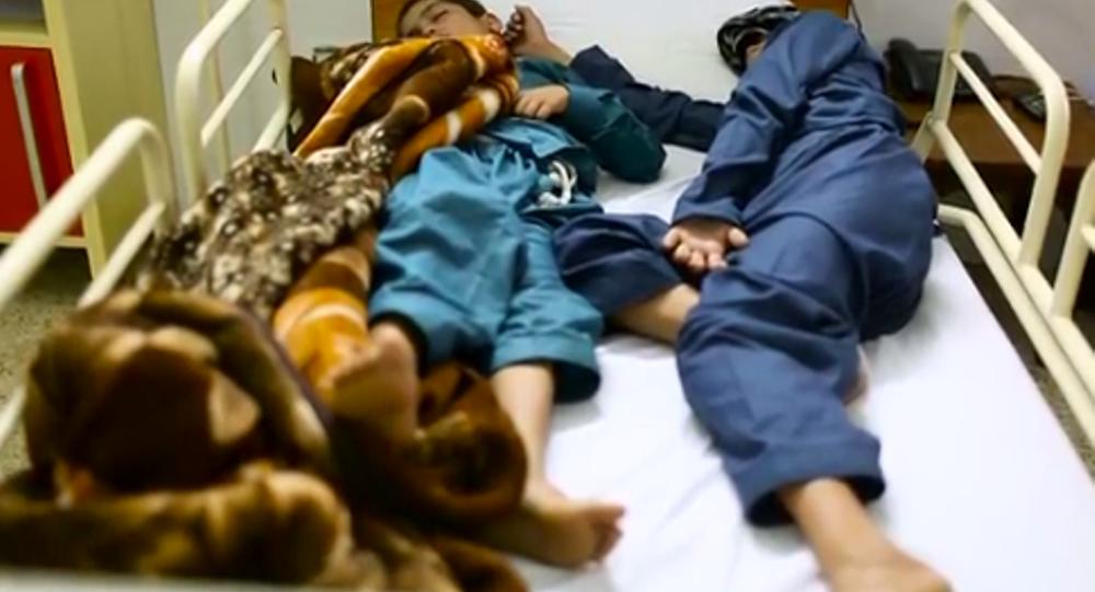 媒体:巴基斯坦一对兄弟白天正常日落后就瘫痪