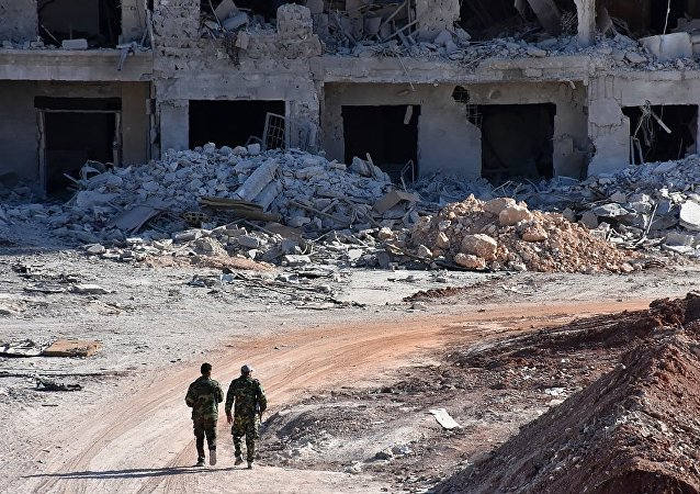 俄国防部:加入叙停火进程的居民点数量破千