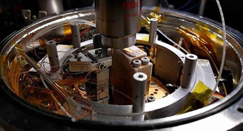 俄或將於2021年研制出量子計算機