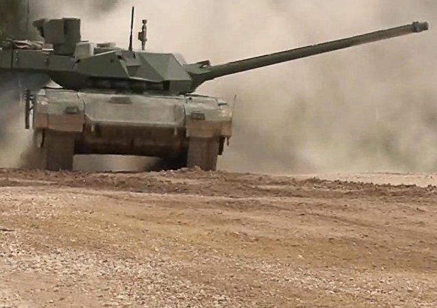 媒體:「阿瑪塔」戰車將裝備無人偵察機