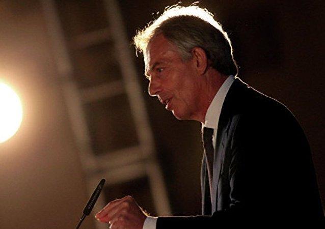 媒体:英国前首相托尼∙布莱尔成立欧洲反民粹主义的研究中心