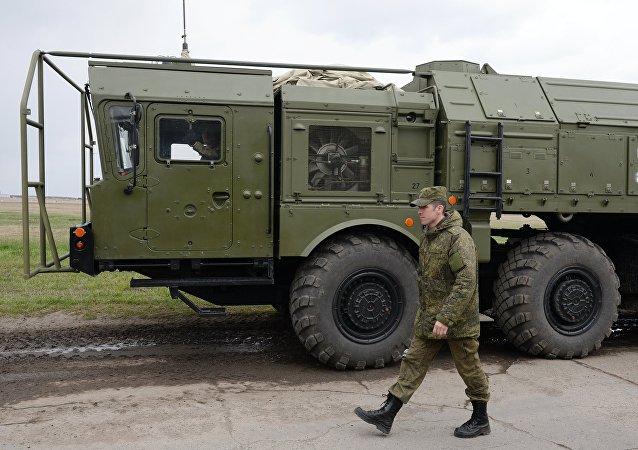 伊斯坎德尔-M导弹系统