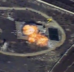 俄空天军在叙共完成逾1.9万次战斗飞行,摧毁逾7.1万处恐怖分子基础设施