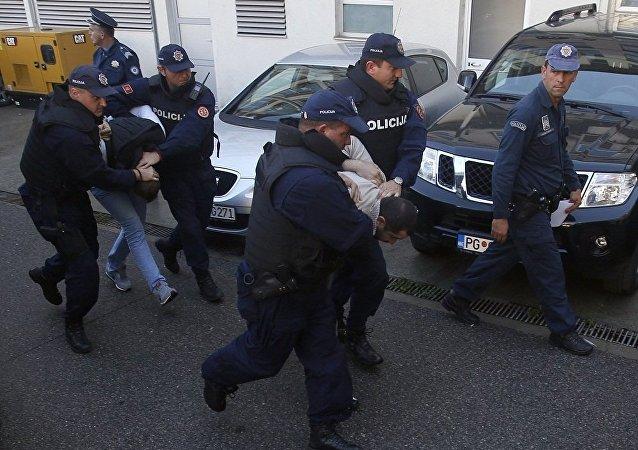 黑山检察院公布涉嫌策划政变的俄罗斯公民姓名