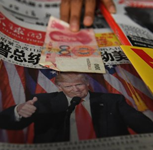 俄媒: 北京不会对特朗普忍气吞声