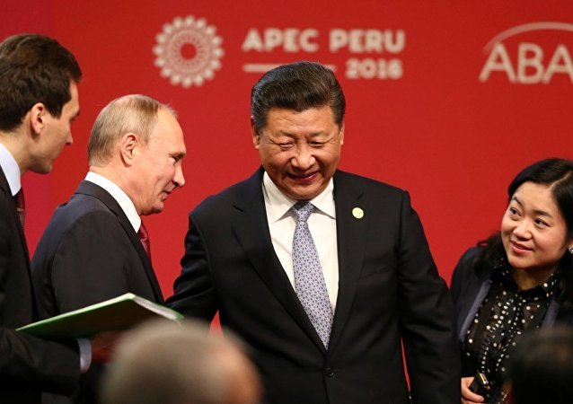 俄中两国领导人