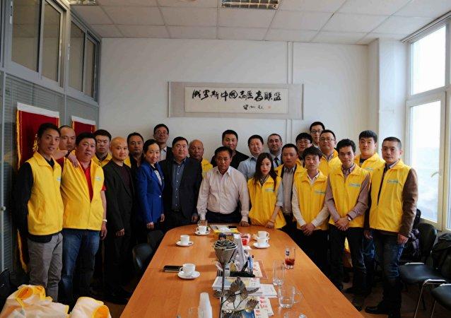 俄羅斯中國志願者聯盟團隊