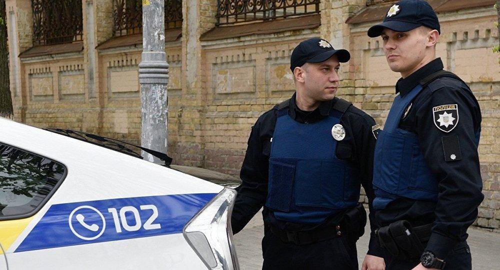 乌克兰警察