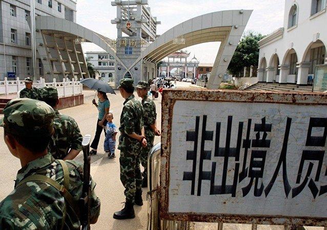 中国外交部:已有2万余名缅甸边民涌入中国躲避战乱