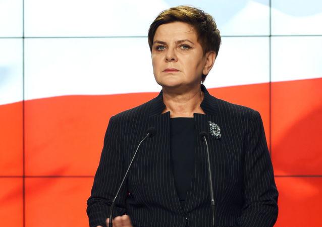 媒体:波兰总理车队在以色列遭遇事故 3人受伤