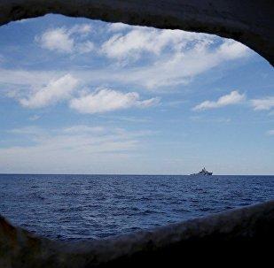 中方坚决反对越印有关合作侵犯中国在南海的正当权益