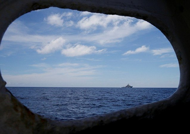 中国国防部:中方对有关国家在南海的军事活动始终保持有效监控