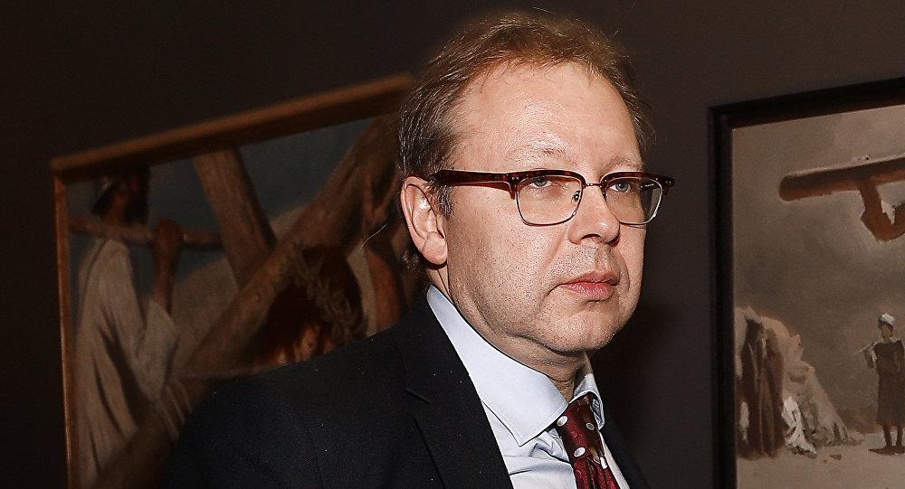 列宾美院院长米哈伊洛夫斯基